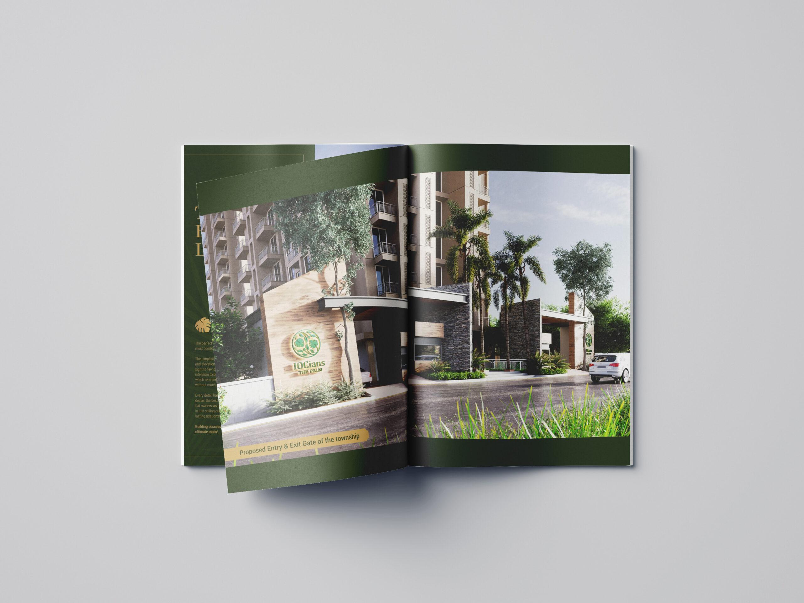 ioc8 3d rendering brochure