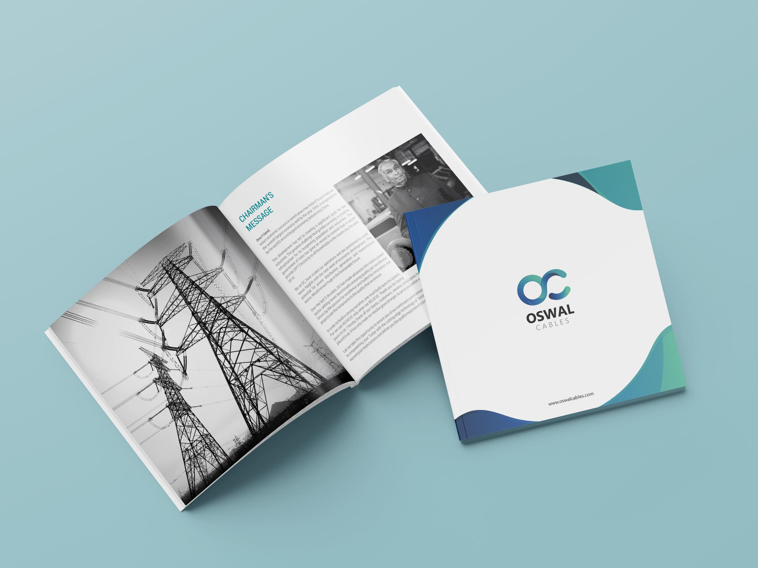 oswal 3d rendering brochure