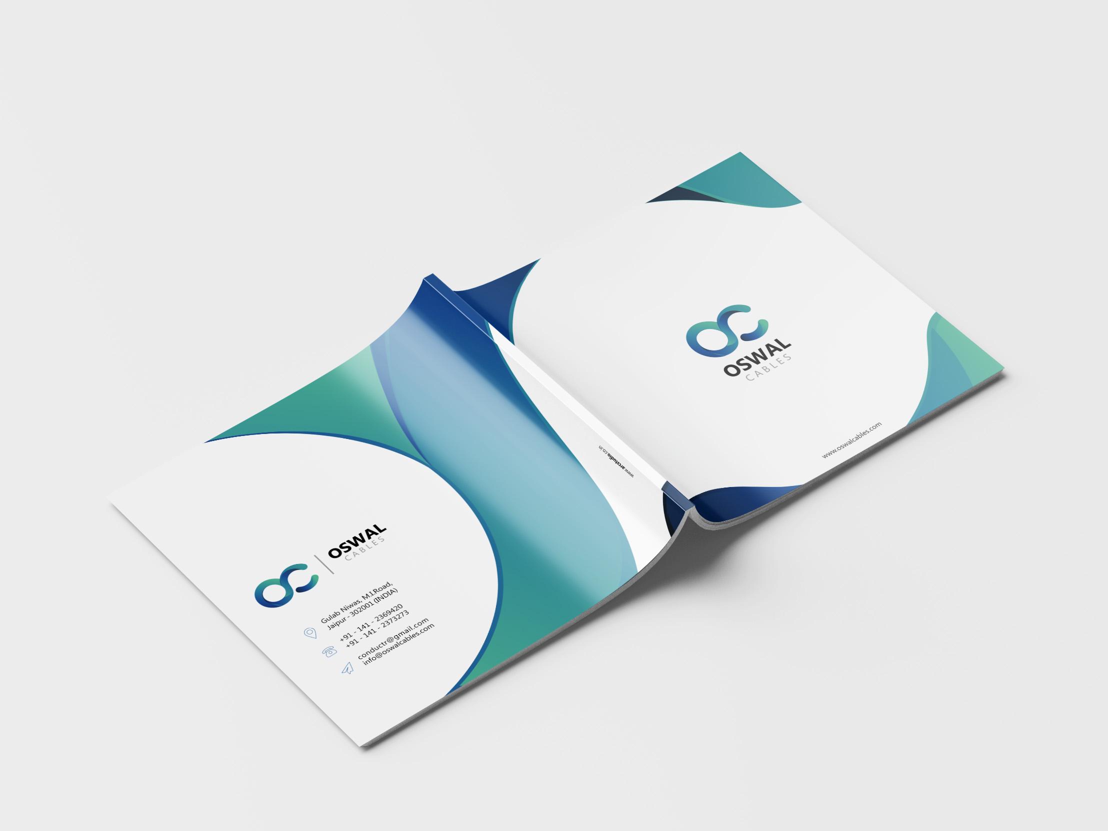 3d rendering brochure oswal